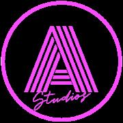 Logo Alma Studios Fuccia